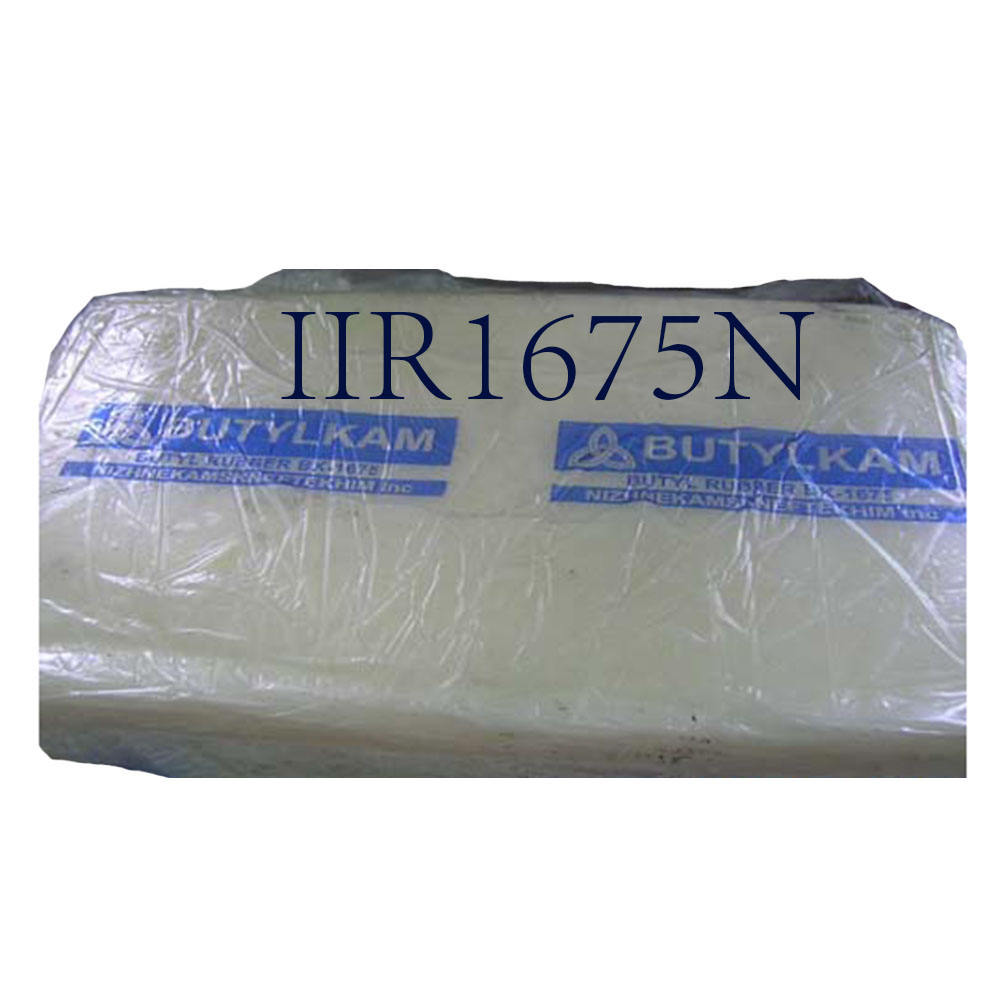 our company sell all kind of butyl rubber of good butyl rubber bk-1675n