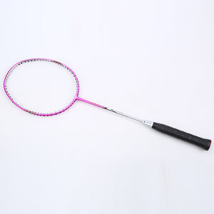 Hot Sales Hoge Kwaliteit Ultra Carbon Badminton Racket Voering Technologie