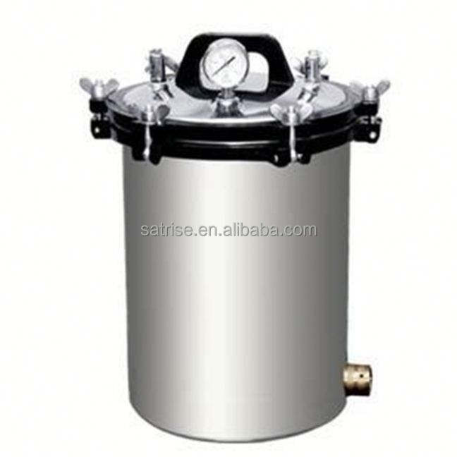 Mushroom sterilize can autoclave sterilizing machine