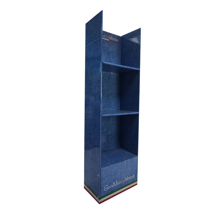 Cardboard Cosmetic Display Cabinet And Showcase Video Game Beer Can Display Case