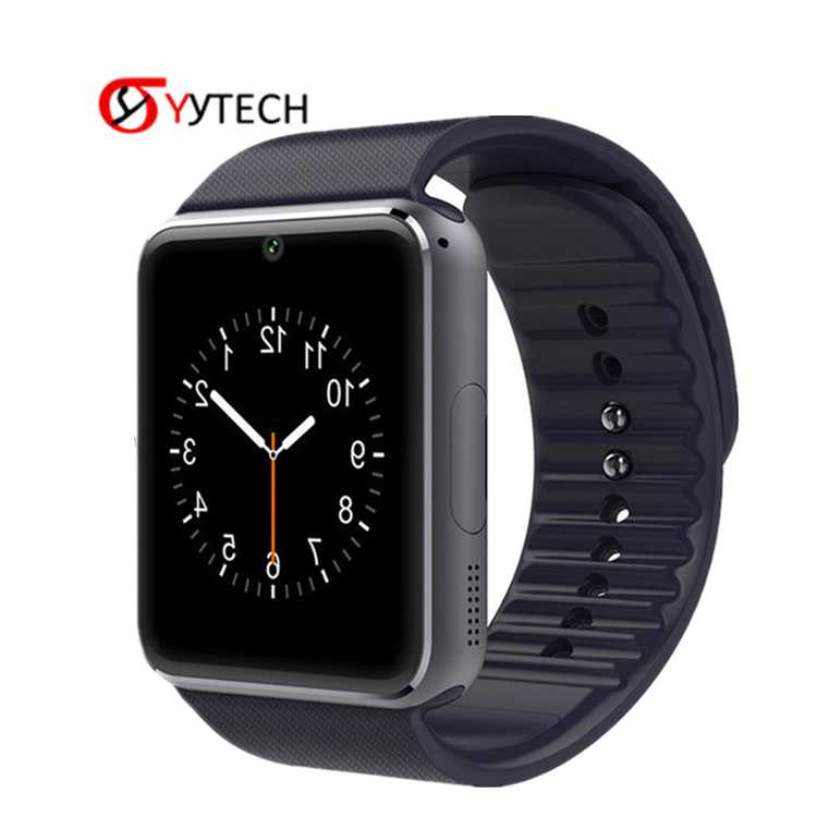 SYYTECH Touch Screen GT08 Smart Watch SIM card call Phone with Camera Smart watch bracelet