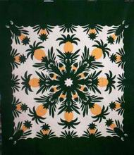 Hawaiian Quilt- Pineapple