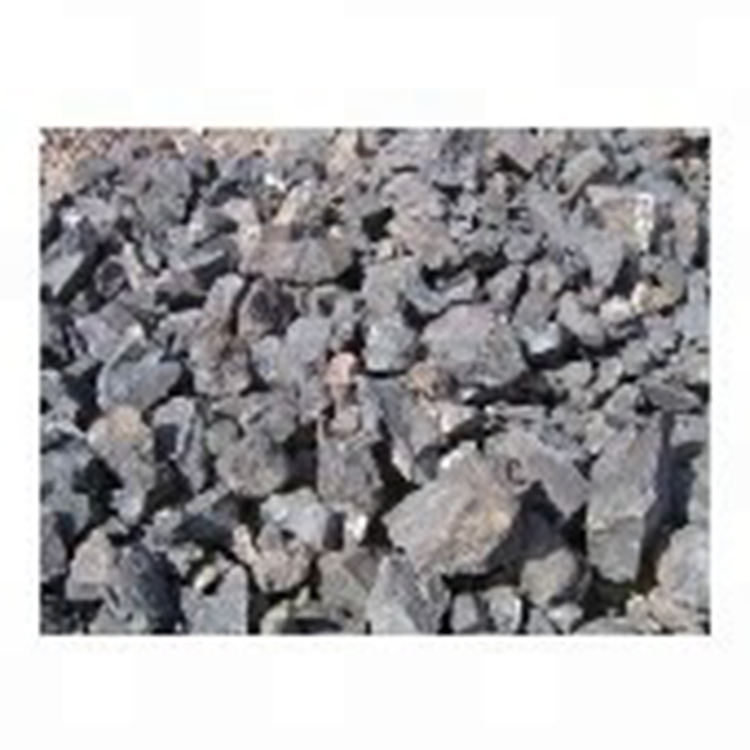 Iron ore and manganese ore with are hard in nature and are very brittle