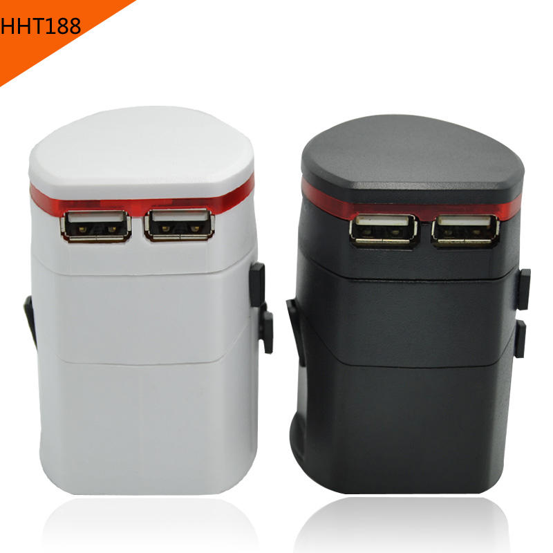 Christmas Gifts Universal Travel Adapter Best Selling Premium for Traveling Gift