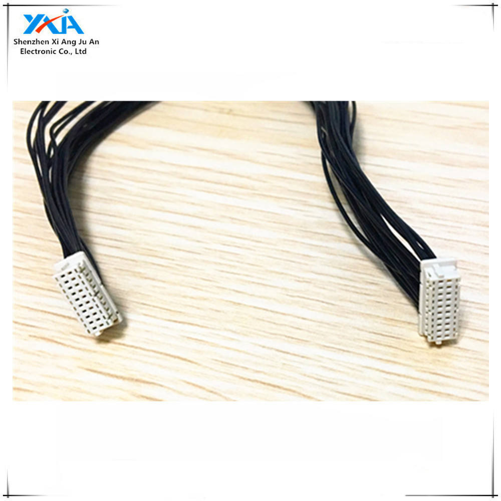 bus lvds special 30 pin lcd\lvds cable 20 pin mini displayport
