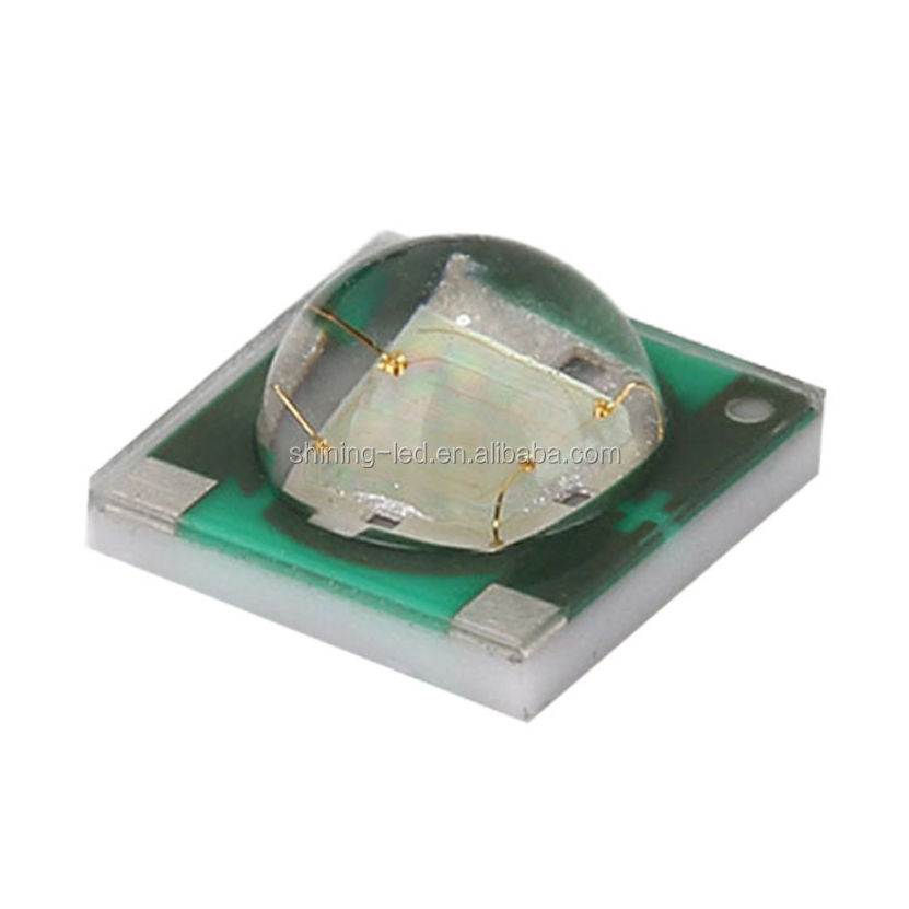 שבב Epileds אולטרה סגול 1 ואט 2 W 3 ואט 3535 High Power SMD LED UV 390nm 400nm 395nm