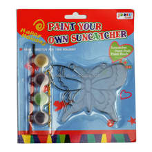 Stained sun catcher painting kit