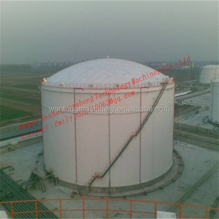 ISO&CE Certified Low Price Steel Diesel /Crude Oil/ Fuel Diesel Storage Tank For Sale