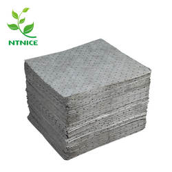 High quality Universal Absorbent Pad for Oil spill cleanup