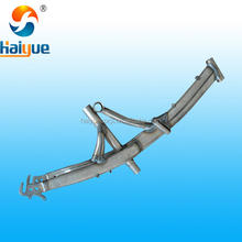 hot sell steel folding bike frame/ factory