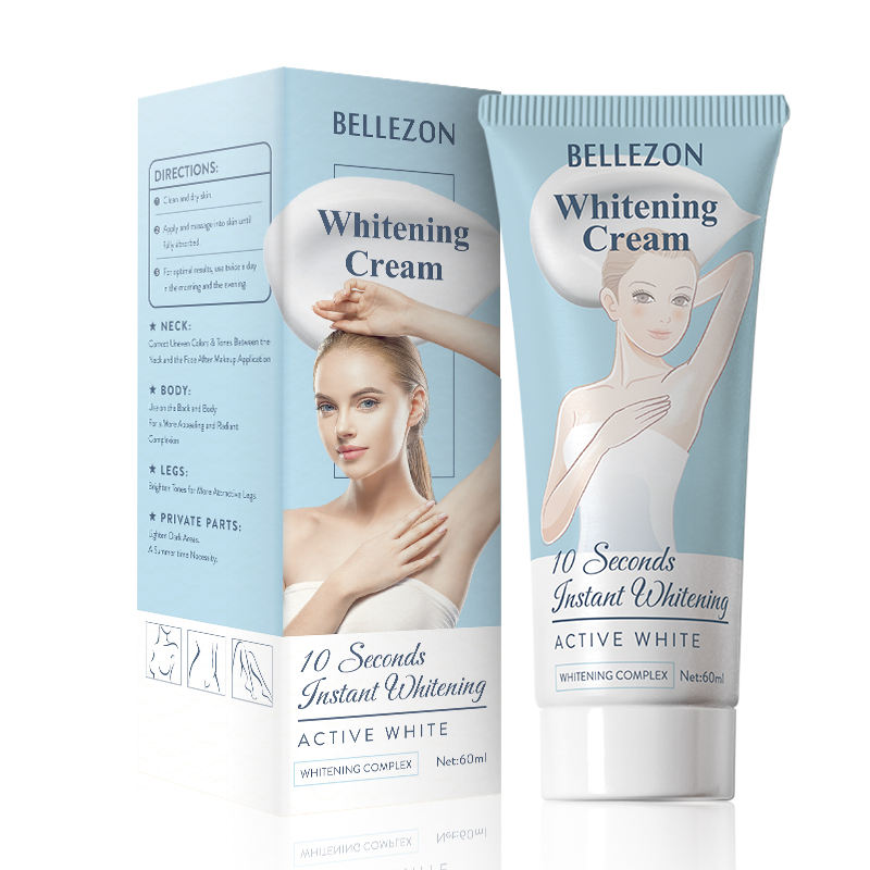 New Arrived Natural Body Whitening Women Skin Care For Armpit And Private Part Underarm Whitening Cream