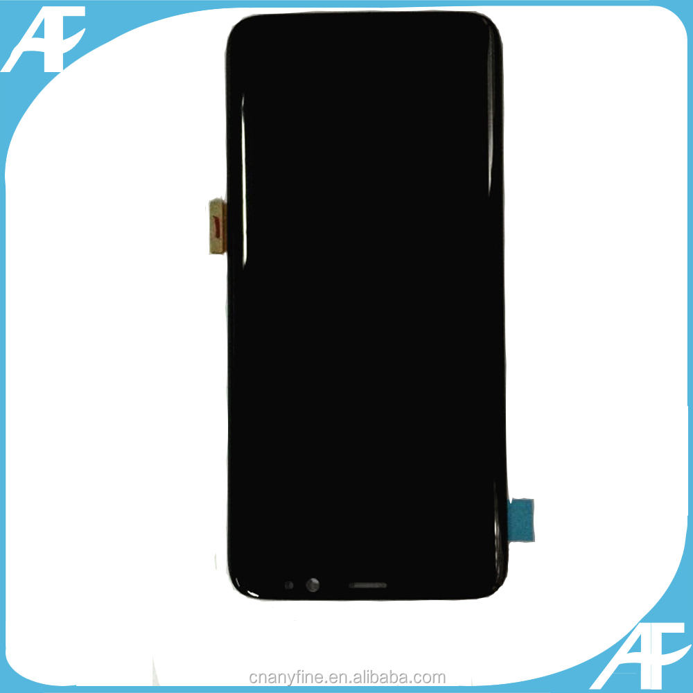 Parti di Riparazione Del Telefono Mobile Display LCD Touch Screen Digitizer per Samsung Galaxy S8 SM-G950