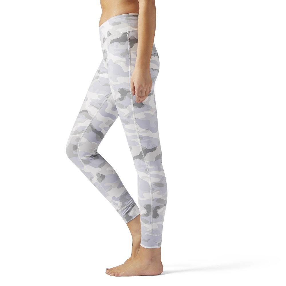 New Products 2018 Custom White Camo Yoga Pants Women