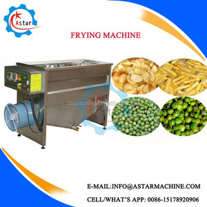 French Fries Machinery/Automatic Fryer Machinery/Electric Deep Fryer