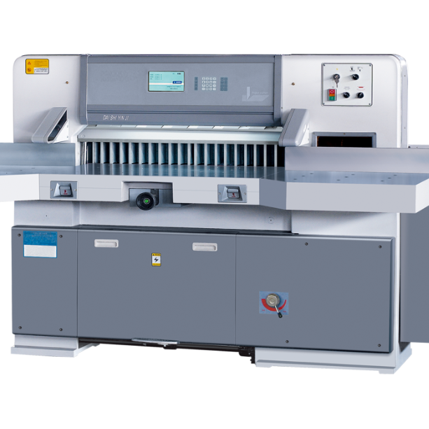 QZYK-1150 Program control double hydraulic industrial paper cutter