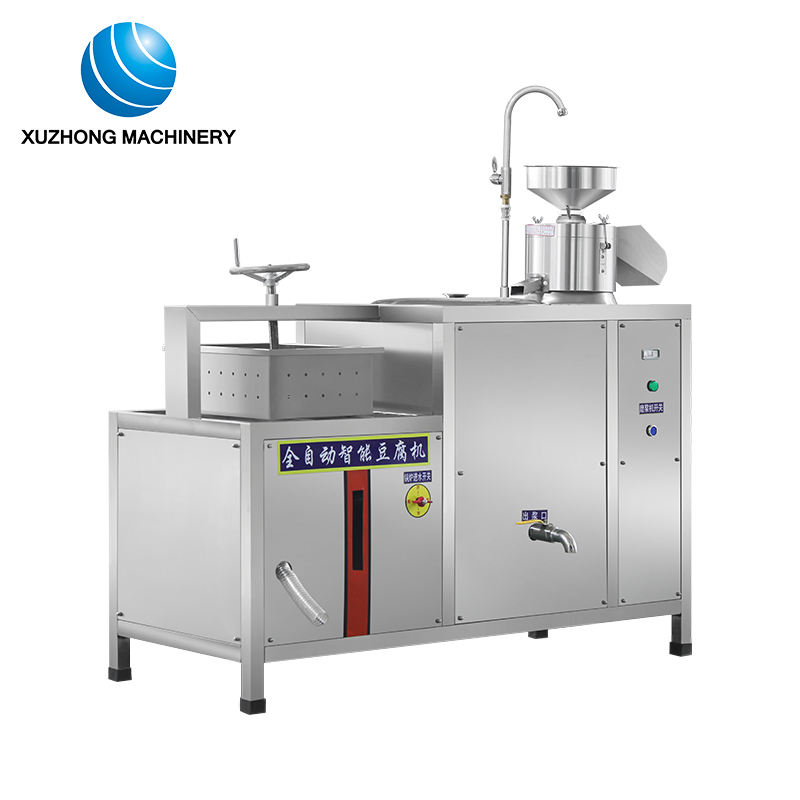 top quality durable industrial soy milk maker tofu making machine