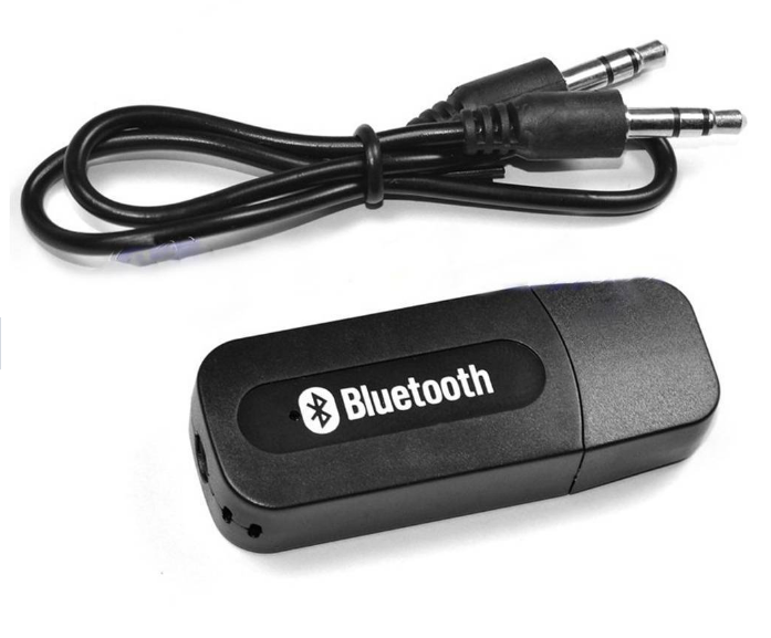 USB/AUX 3.5mm senza fili <span class=keywords><strong>di</strong></span> Bluetooth Audio Stereo Music Receiver/Dongle