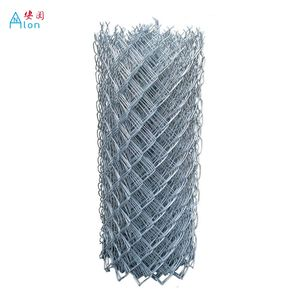 Woven Wire Mesh 8 Ft High Chain Link Fence For Wholesales