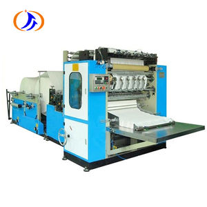 Full-automatic Facial Tissue Paper Making Machine With Packaging