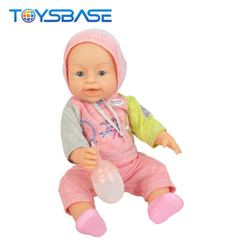 Boneca 18 Zoll Pee Und Trinken Wasser Baby Spielzeug Made In