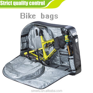 Wholesale Bike Travel Case Box Bicycle folding transport bag BEST OEM Bike bags carriers