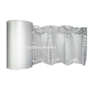 Safety air bubble pillow bag roll for cushion packing