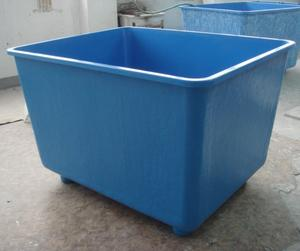 Gel coat finish OEM/ODM Fiberglass fish pond