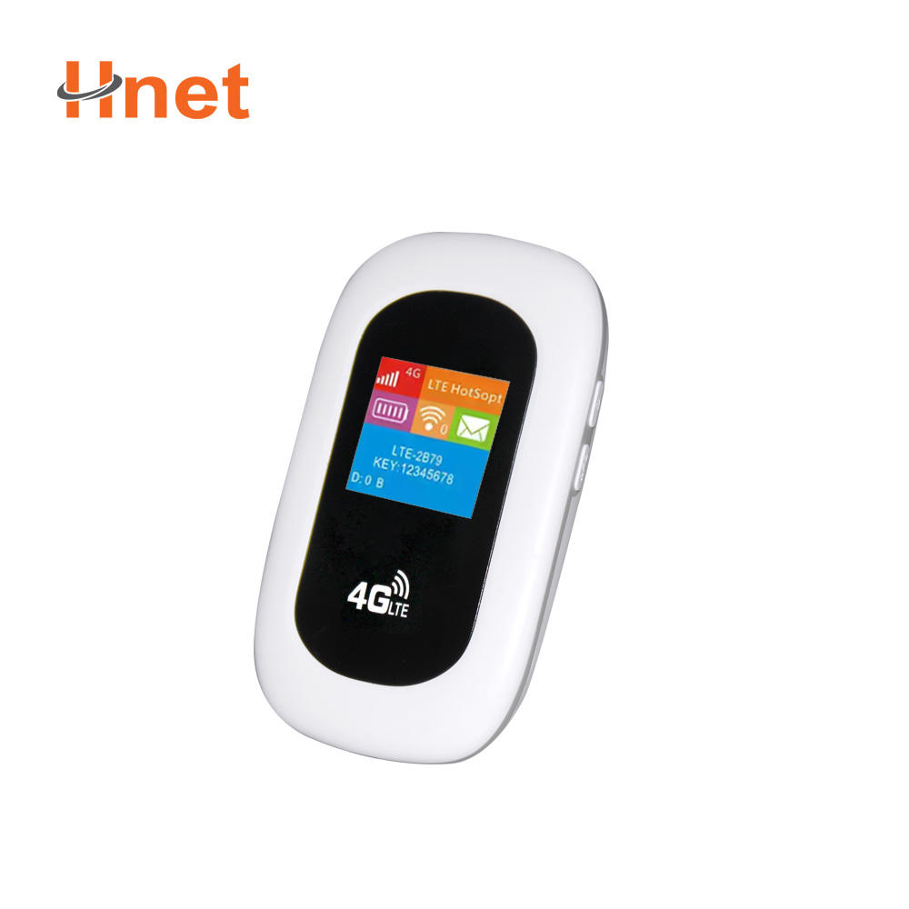 Pocket wireless modem Unlocked 4G LTE usb router