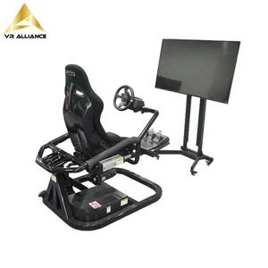 Earn Money Amusement Rides Virtual Reality Driving Simulator VR Free Car Racing Games For Sales
