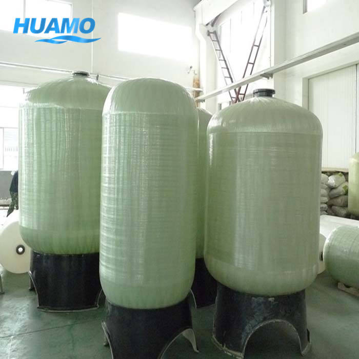 Hot sale high pressure vessel/RO system multimedia filter FRP tank