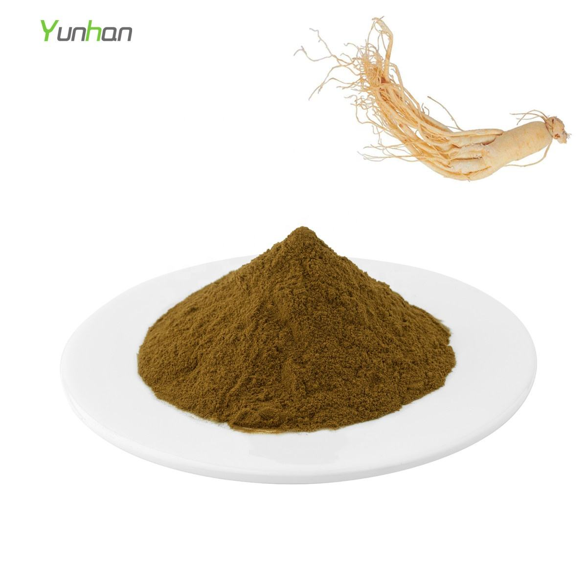 Best Price Panax Root 6 year Old Korean Red Ginseng Extarct Powder