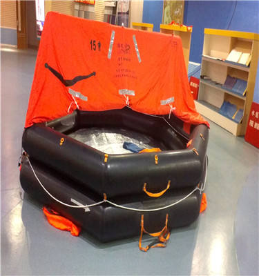 30 Persons Inflatable Liferaft For Sale on Short International Voyage