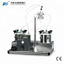 epoxy resin two component Coating machine for Ab Glue,epoxy resin mixing machine