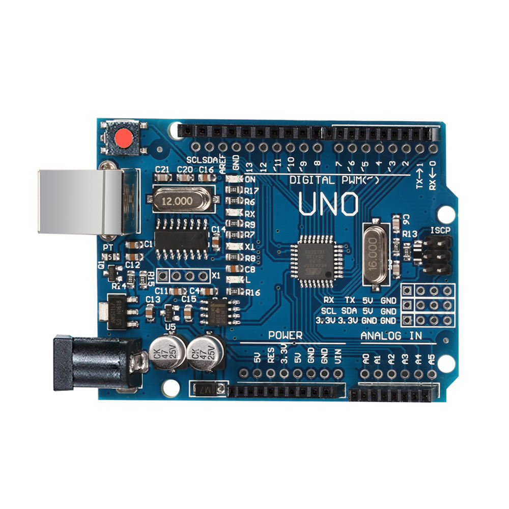 Robot Controle Starter Kit Module Funduino Unos R3 Development Board