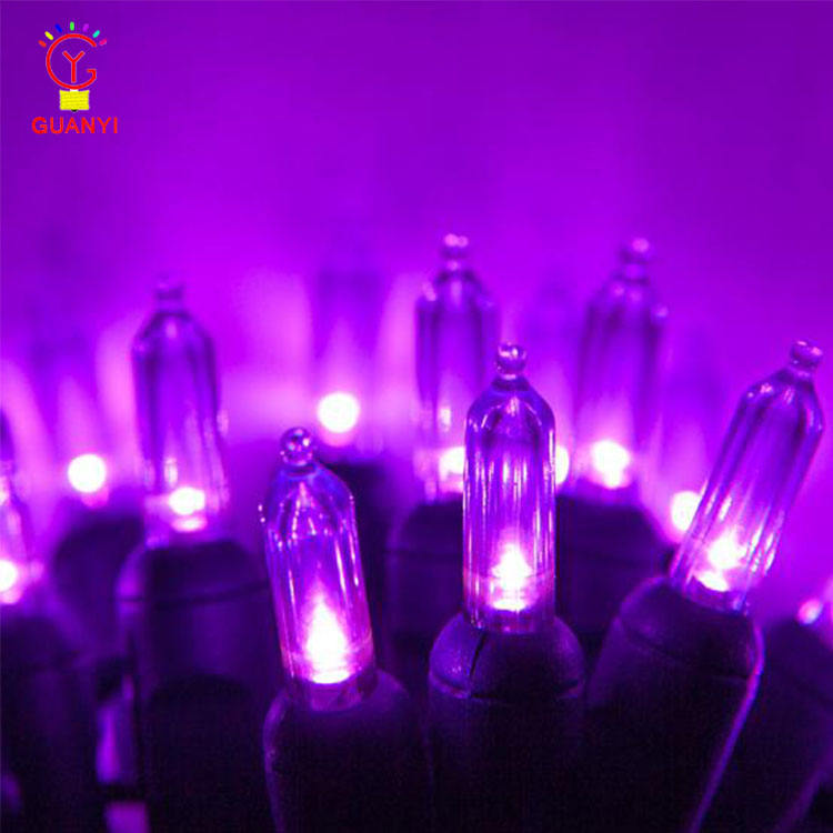 UL T5 Purple Funny LED Christmas String Light for Sale