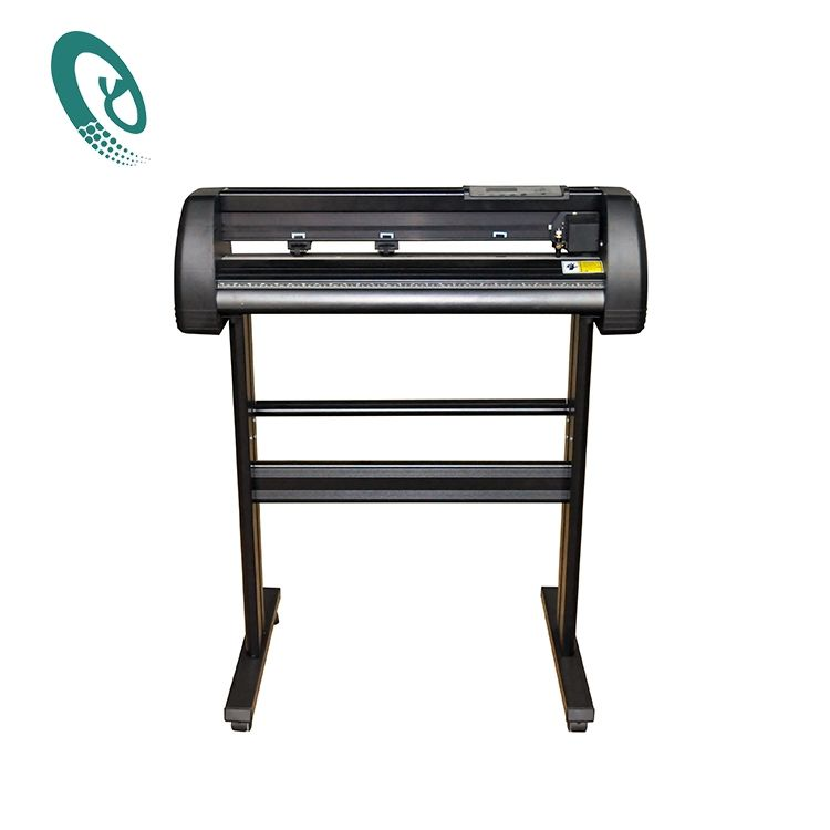 Automatic contour cloth paper leather stereo cards 721mm sticker cutting plotter 721 driver
