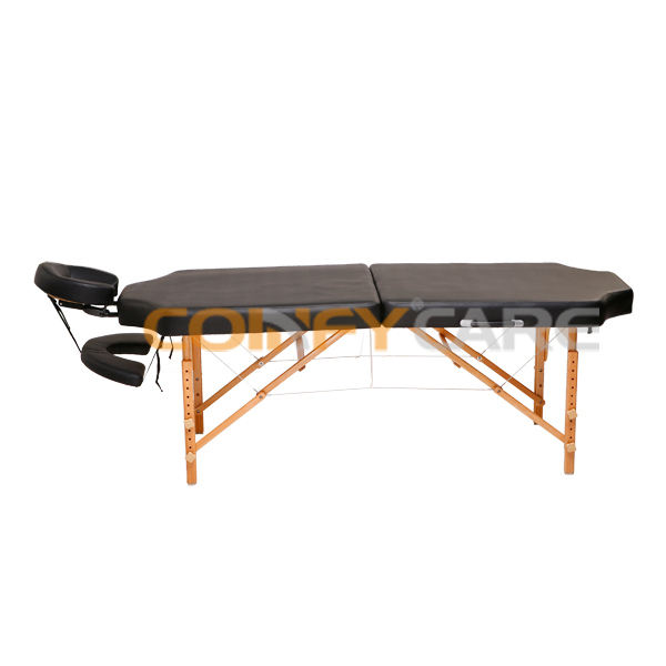Coinfy CF-TAPERED shoulder wooden massage bed