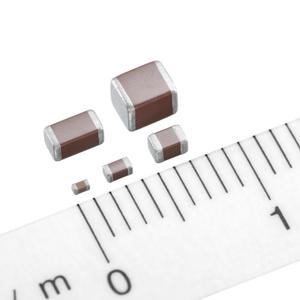10 Piece Ceramic Capacitors MLCCs 106 10uf 50v 10/% Dielectric x7r