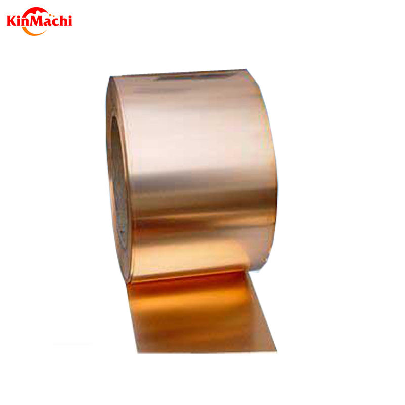 CuSn6 C5191 phosphorus bronze copper strip roll with nickel coating