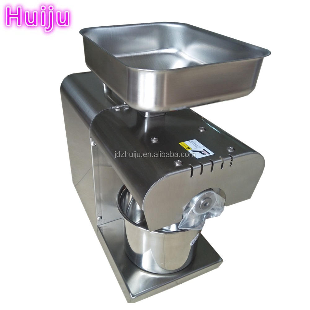 big capacity mini oil making hemp oil press machine / oil pressers
