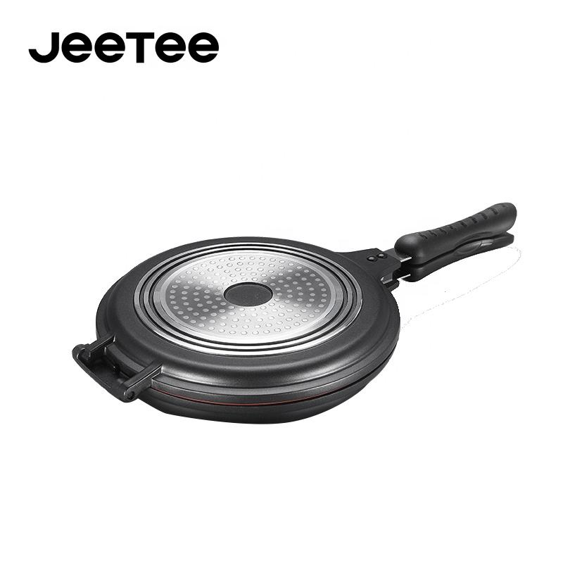 Non-stick coating beste bbq Aluminium Double Side grill pan