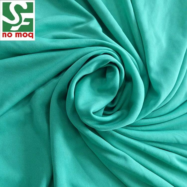Customized color 100% Poly Polyester Knitting Warp Knitted Fabric