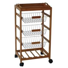 kitchen trolley furniture HX1-3351