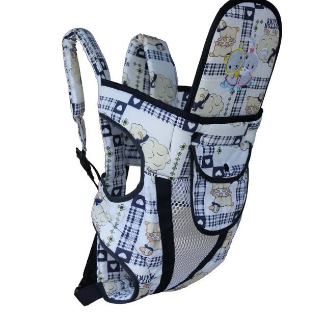 New Arrival Adjustable Baby Carrier Infant Toddler Newborn Safety Carrier Lap Strap Soft Baby Sling Carriers Comfortable