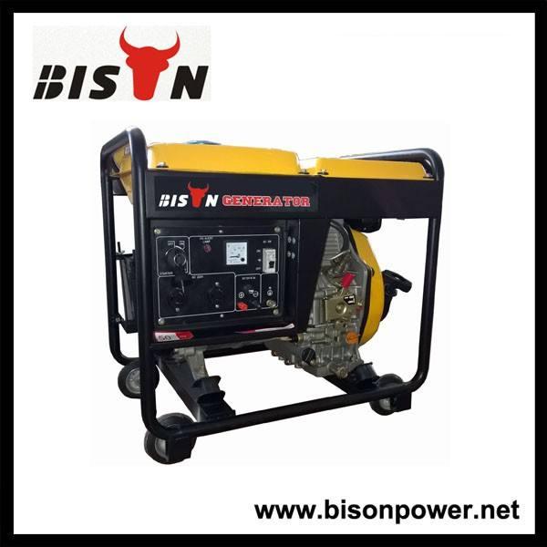 Bisonte marca porcellana generatore produttore 5000w generatore diesel per l'<span class=keywords><strong>esportazione</strong></span>