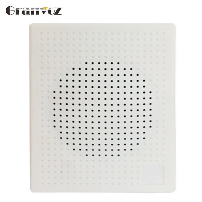 Hot sale 5 inch 8ohm 5 W top rated menginstal drop ceiling speaker
