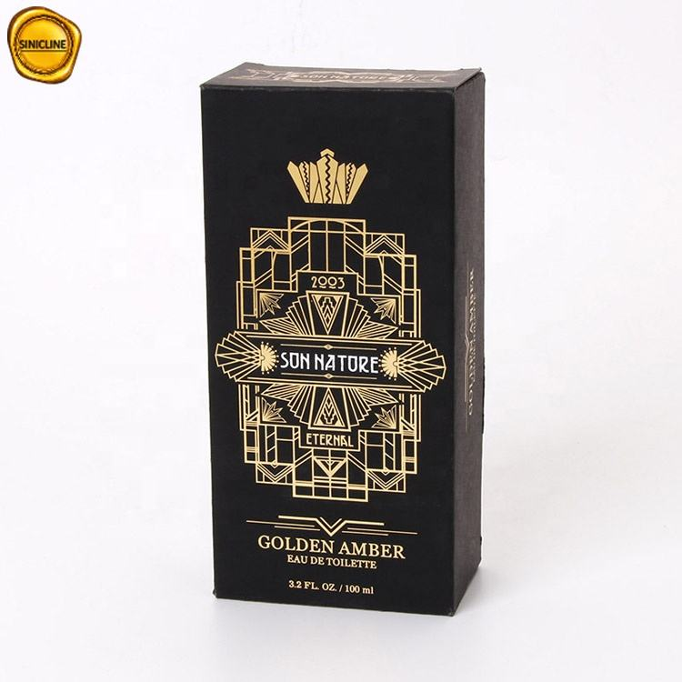 Sun Nature popular brands retailing E-commerce products line customized men cologne packaging box