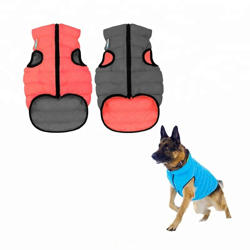military army police wholesale neoprene reflective led hunting tactical kevlar dog vest