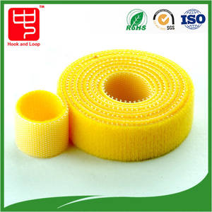 Wholesale Roll 100% nylon double sided cable strap