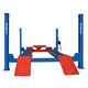 Factory price cheap 4 pole car hoist 4 post car hoist for summer promotion 4 pole car hoist for wheel alignment